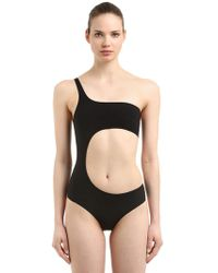 Isabel Marant - One Shoulder Cutout One Piece Swimsuit - Lyst