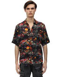 Mauna Kea ビスコースシャツ - ブラック
