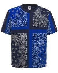 Vans Bedwin Bandana ジャージーtシャツ - ブルー