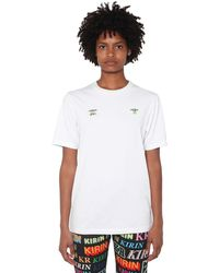 Kirin コットンジャージーtシャツ - ホワイト