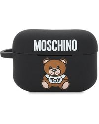 Moschino Toy Airpods Pro ケース - ブラック