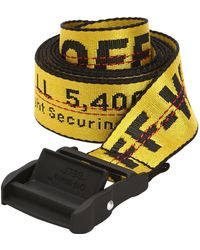 Off-White c/o Virgil Abloh - 35mm Nylon Industrial Belt - Lyst