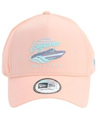 KTZ Beach Baseball Hat - Pink