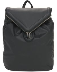 Bottega Veneta Hydrology Leather Backpack - Черный