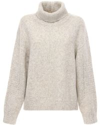 Designers Remix Antico Wool Blend Sweater - White