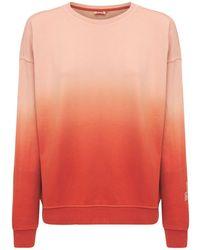 The Upside Ombre Alena スウェットシャツ - オレンジ