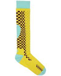 Asics Kiko Socks - Yellow