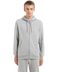 Nike Lab Made In Italy Zip-up Sweatshirt - Gray