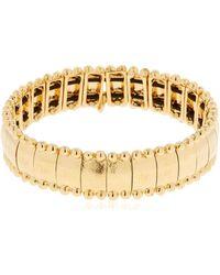Philippe Audibert - Lou Gold Plated Bracelet - Lyst