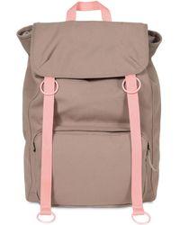 Raf Simons Rs Topload Loop Backpack - Pink