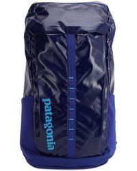 "Patagonia 25l Rucksack ""black Hole"" - Blau"