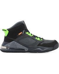 Nike Jordan Mars 270 schuh - Schwarz