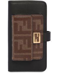 Fendi - Кожаный Чехол Для Iphone X - Lyst