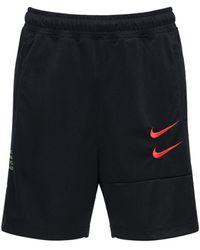 """Nike Technoshorts """"swoosh"""" - Schwarz"""