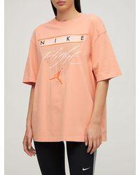 Nike Jordan Gfx Tシャツ - オレンジ