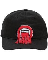 Haculla Lives Baseball Cap - Black