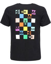 Vans X Moma Cotton T-shirt - Black