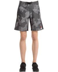 "Reebok Shorts ""crossfit Super Nasty Tactical"" - Schwarz"