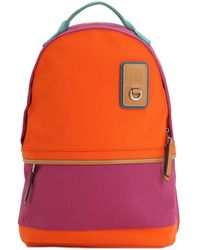 Loewe Eye//nature Tech Backpack - Orange