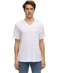 Armani Exchange コットンtシャツ - ホワイト