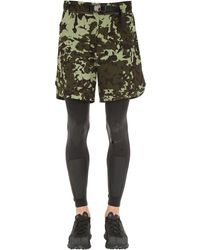 Nike Matthew Williams Shorts & Stretch Tights - Black