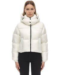 Duvetica Diadema Nylon Down Jacket - White