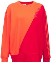 adidas Originals Sweatshirt Mit Logo - Rot