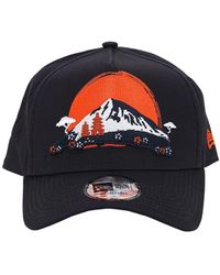 KTZ Far East Trucker Baseball Hat - Black