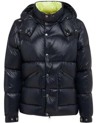Moncler - Coutard ナイロンダウンジャケット - Lyst