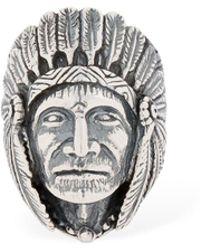 "Cantini Mc Firenze - Anillo ""great Indian Head"" - Lyst"