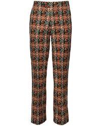 Gucci Gg コットンキャンバスパンツ 28cm - マルチカラー