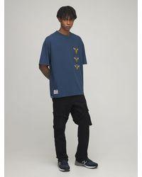"""New Balance Sneakers Aus Wildleder Und Mesh """"990 V5"""" - Blau"""