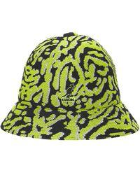 Kangol Carnival Bermuda Casual Hat - Green