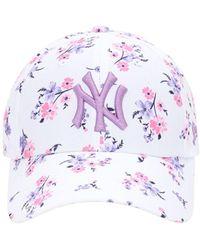 KTZ Floral 9forty New York Yankees キャップ - マルチカラー