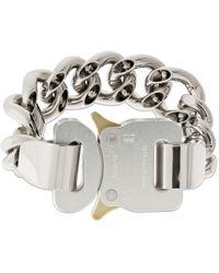 1017 ALYX 9SM Bracelet Chaîne Hero 4x - Métallisé