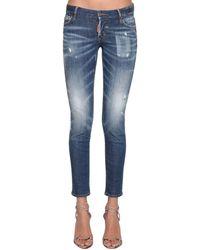 DSquared² Jeans Jennifer In Denim - Blu