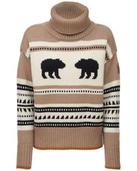 Parajumpers Koda - W Knit Sweater - Multicolor