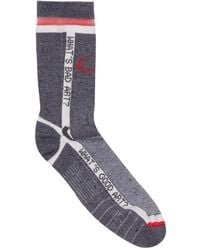 "Nike Socken ""off-white"" - Grau"