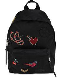 Eastpak 10l Orbit Patches Nylon Backpack - Black