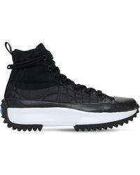 "Converse Ledersneakers ""run Star Hike Digital Explorer"" - Schwarz"