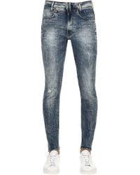 G-Star RAW - D-staq 3d Skinny Denim Jeans - Lyst