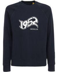 Moncler Genius - 1952 コットンスウェットシャツ - Lyst