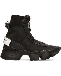 """Givenchy - Sneakers Altas """"jaw"""" De Nylon - Lyst"""
