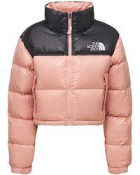 "The North Face Daunenjacke ""nuptse"" - Pink"