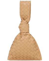 "Bottega Veneta Mini Lederclutch ""the Twist"" - Mehrfarbig"