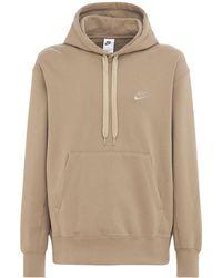 """Nike Klassischer Hoodie """"essentials"""" - Natur"""