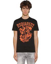 DSquared² - Cool Guyコットンジャージーtシャツ - Lyst
