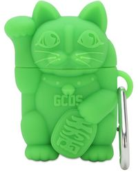 Gcds Airpods ケース - グリーン