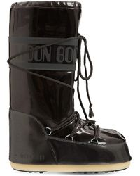 Moon Boot Сапоги Icon - Черный