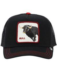 Goorin Bros Bull Honkey トラッカーハット - ブラック